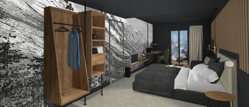 Folie douce chamonix - 4* Premium superior room
